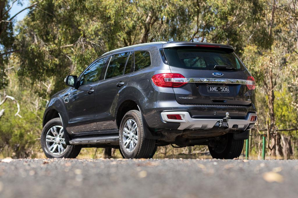 2018 Ford Everest: One Of Brand's Most Capable SUVs Ever >> Ford Everest 2018 Review Www Carsales Com Au