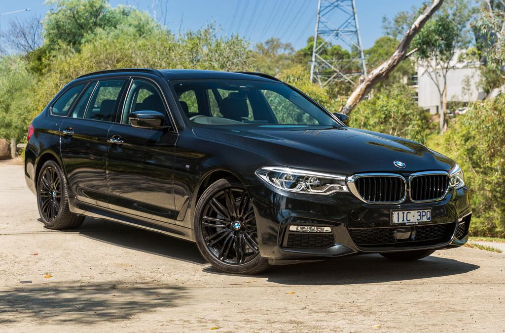 Bmw 5 Series Touring 2018 Review Www Cars Au