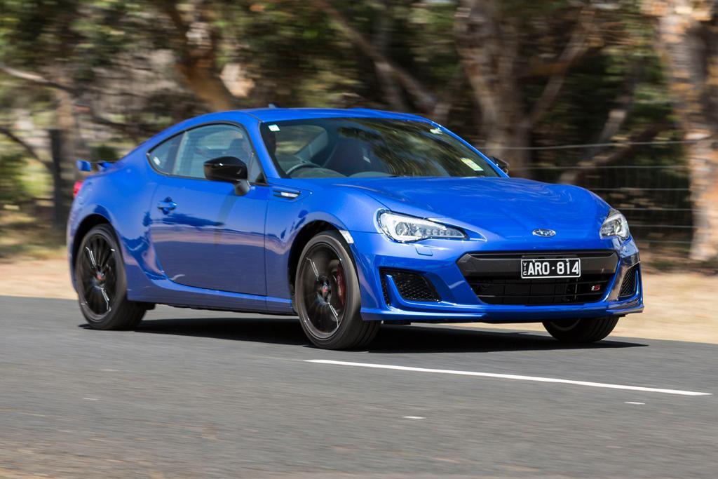 Brz Sti Price >> Subaru BRZ tS 2018 Review - www.carsales.com.au