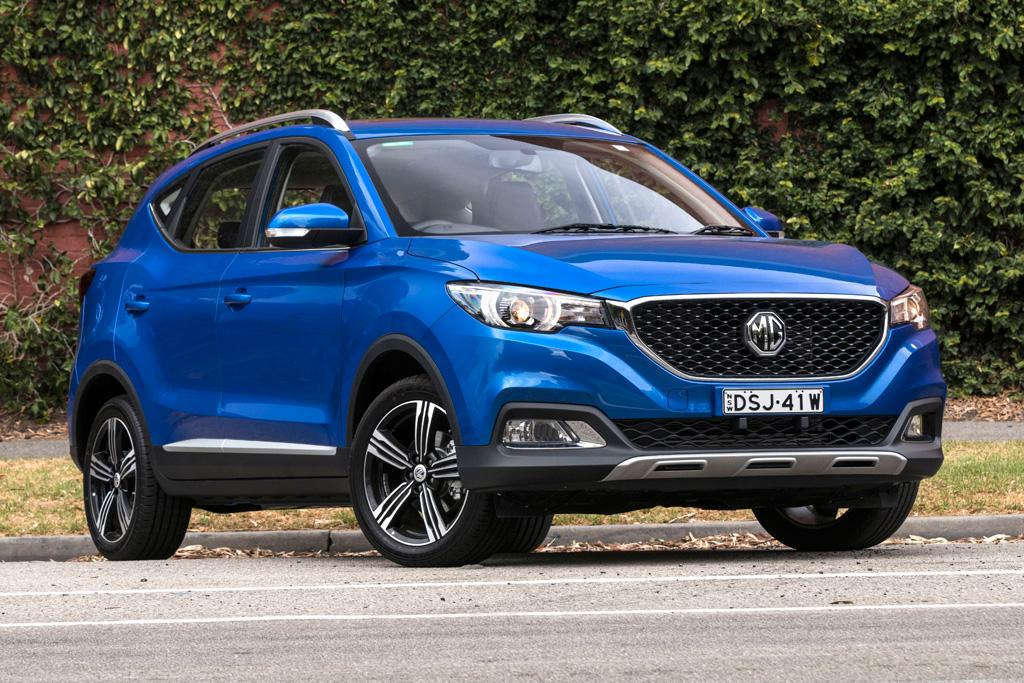 Mg Zs 2018 Review Www Carsales Com Au