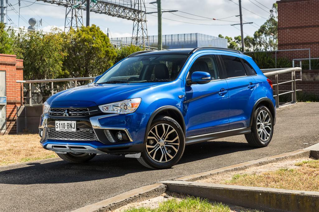 Mitsubishi ASX 2018 Review - www carsales com au