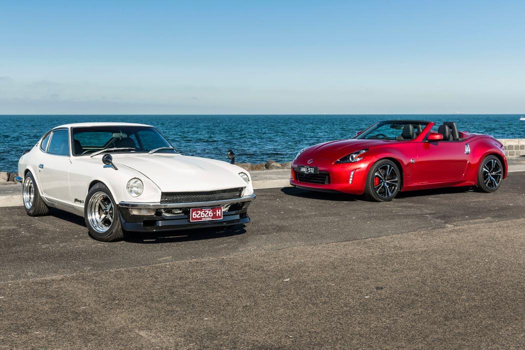 Datsun 240Z & Nissan 370Z: Old & New Review - www.carsales ...