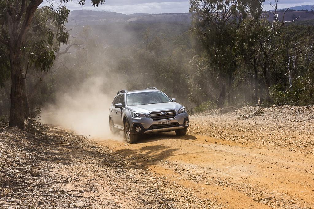 Holden Commodore Tourer v Subaru Outback v Volkswagen Passat