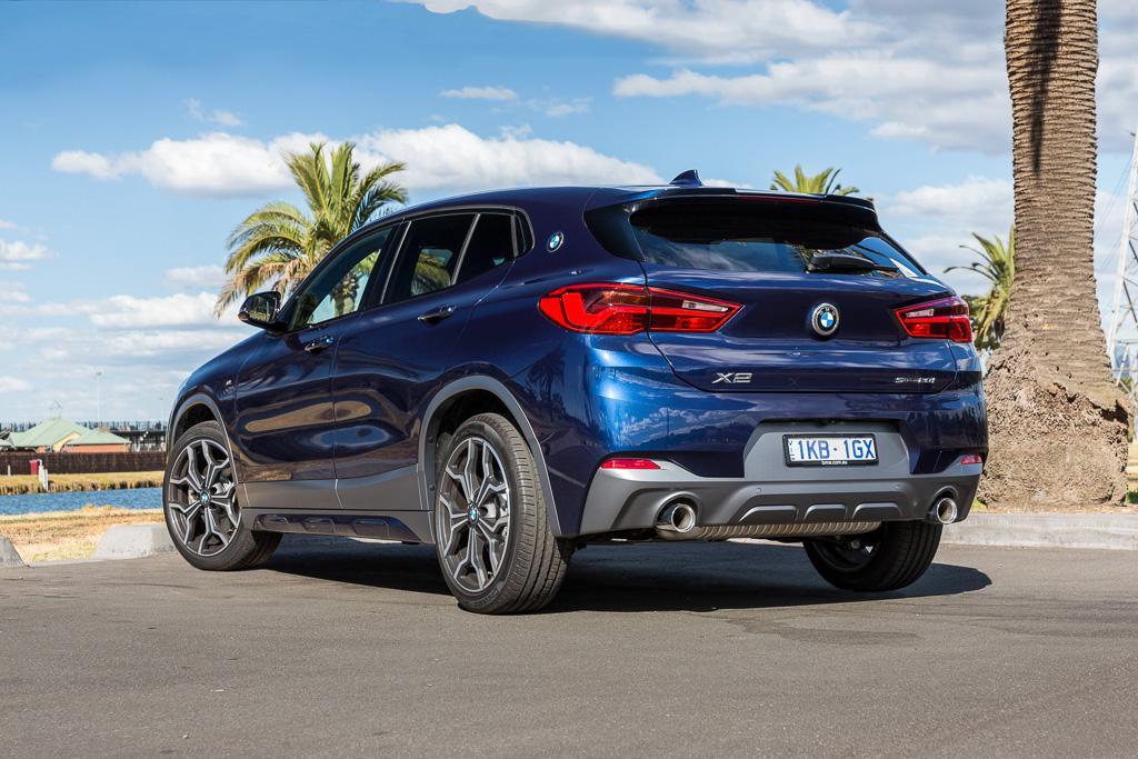 BMW X2 2018 Review - www carsales com au