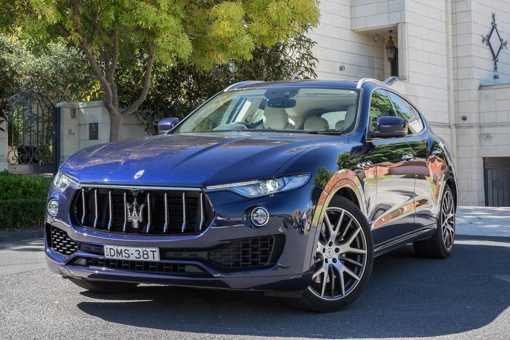 Maserati Levante S 2018 Review
