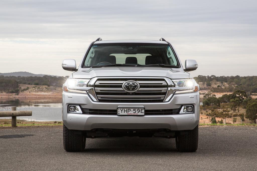 New Toyota Landcruiser 300 Series Takes Shape Www Carsales Com Au