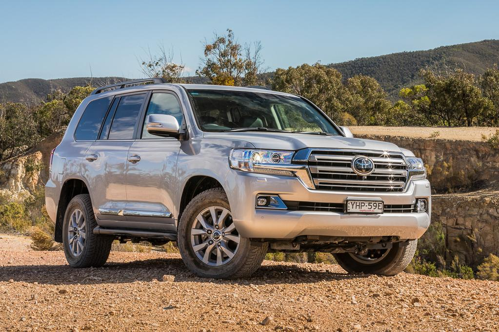 New Toyota LandCruiser 300 Series takes shape - www carsales