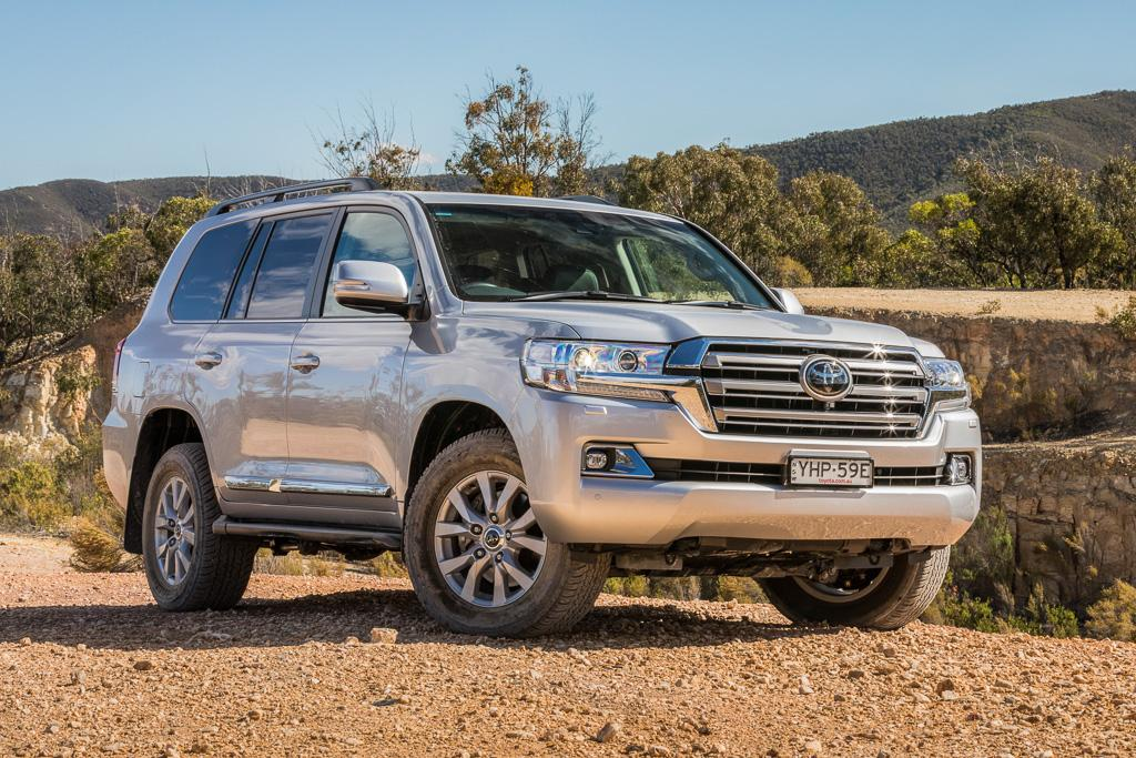 Toyota LandCruiser 200 Series 2018 Review - www.carsales.com.au 3cb8662156a96