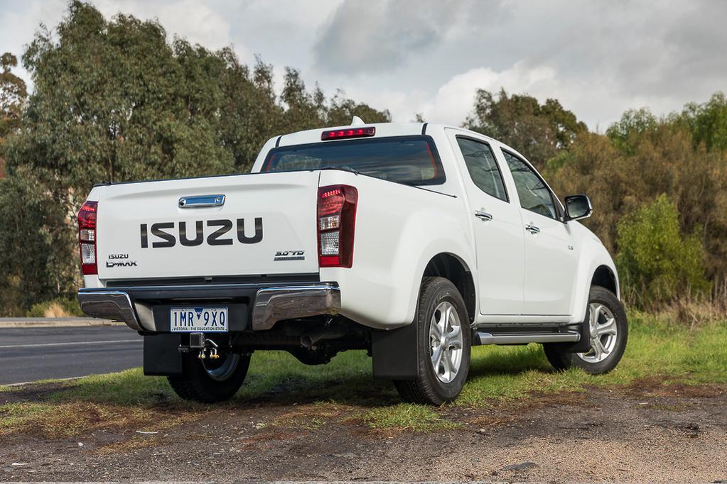 Isuzu D-MAX 2018 Review - www carsales com au