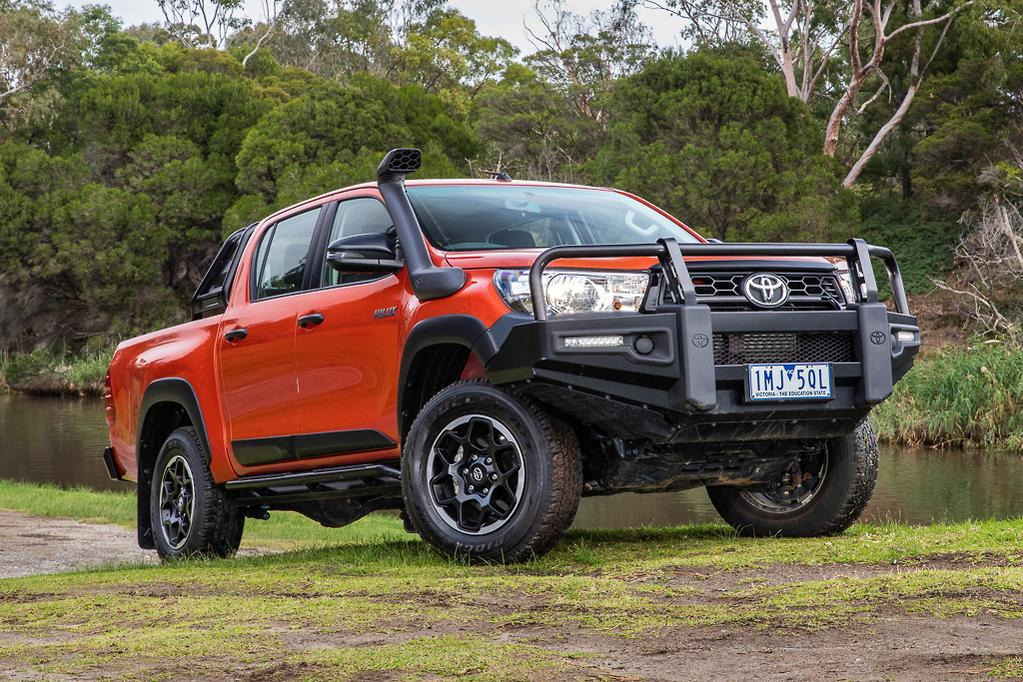 Toyota HiLux fix at least a year away - www carsales com au