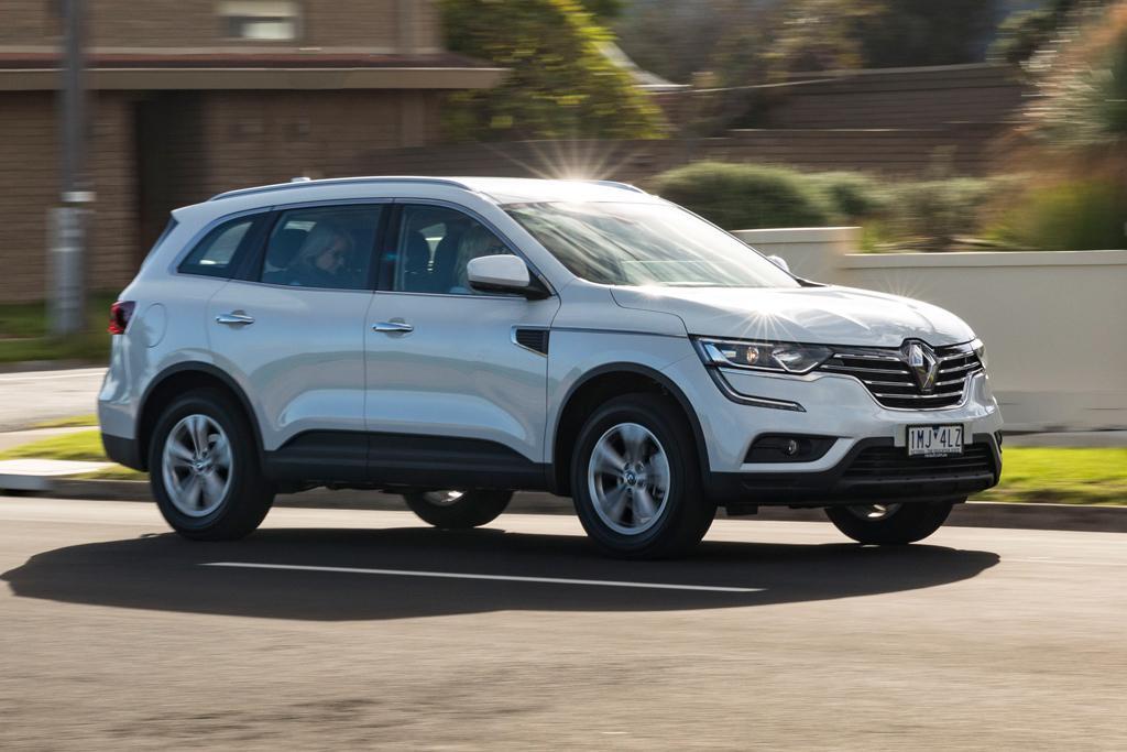Renault Koleos Life 2019 Review - www carsales com au