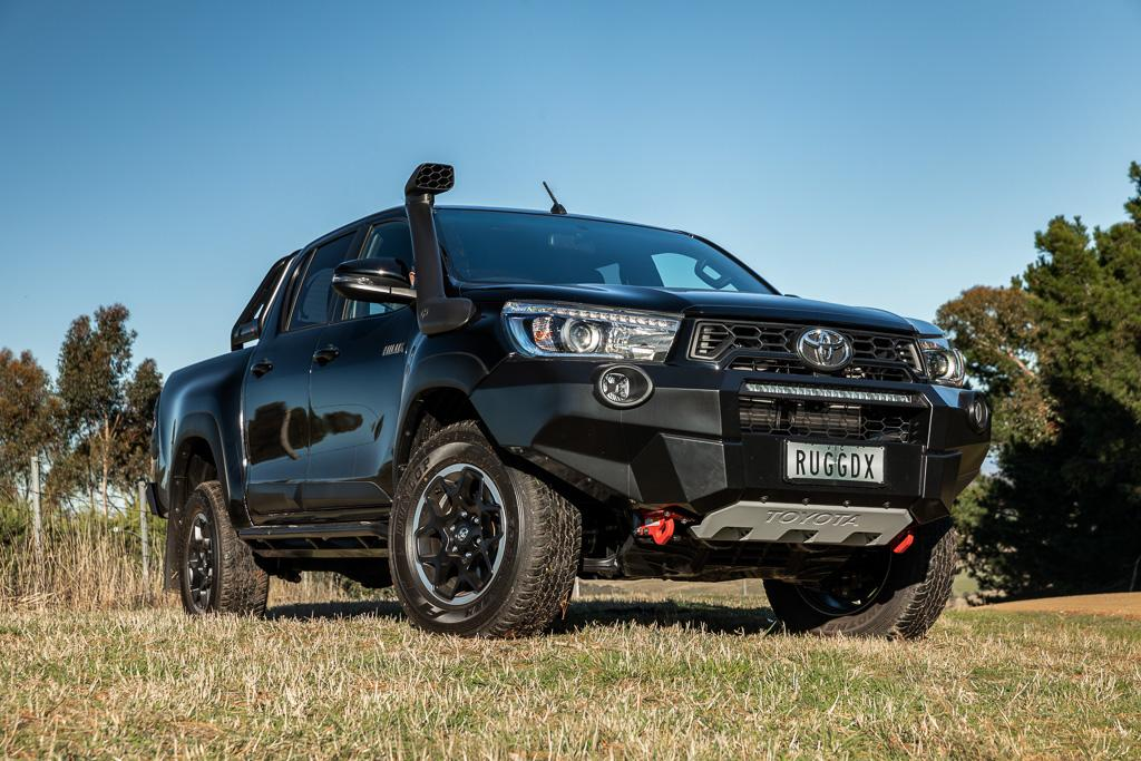 Toyota HiLux 2018 Review - www carsales com au