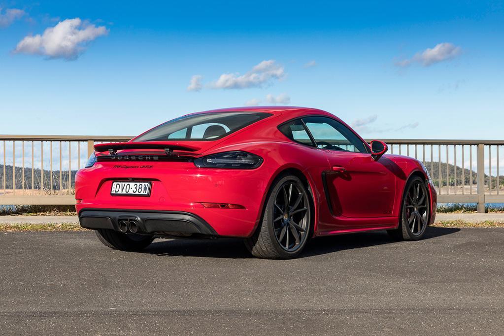 Porsche Cayman GTS 2018 Review - www carsales com au