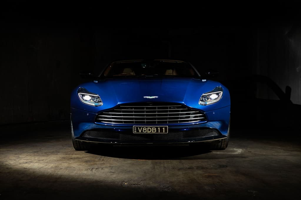 Aston Martin DB Review Wwwcarsalescomau - How much are aston martin