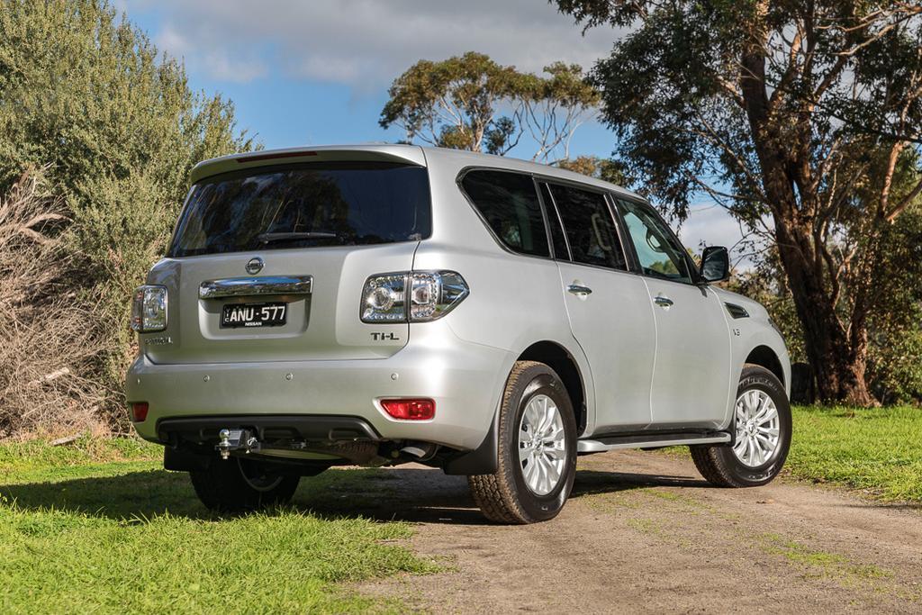 2018 Nissan Patrol: News, Upgrades, Specs, Price >> Nissan Patrol Ti L 2018 Review Www Carsales Com Au