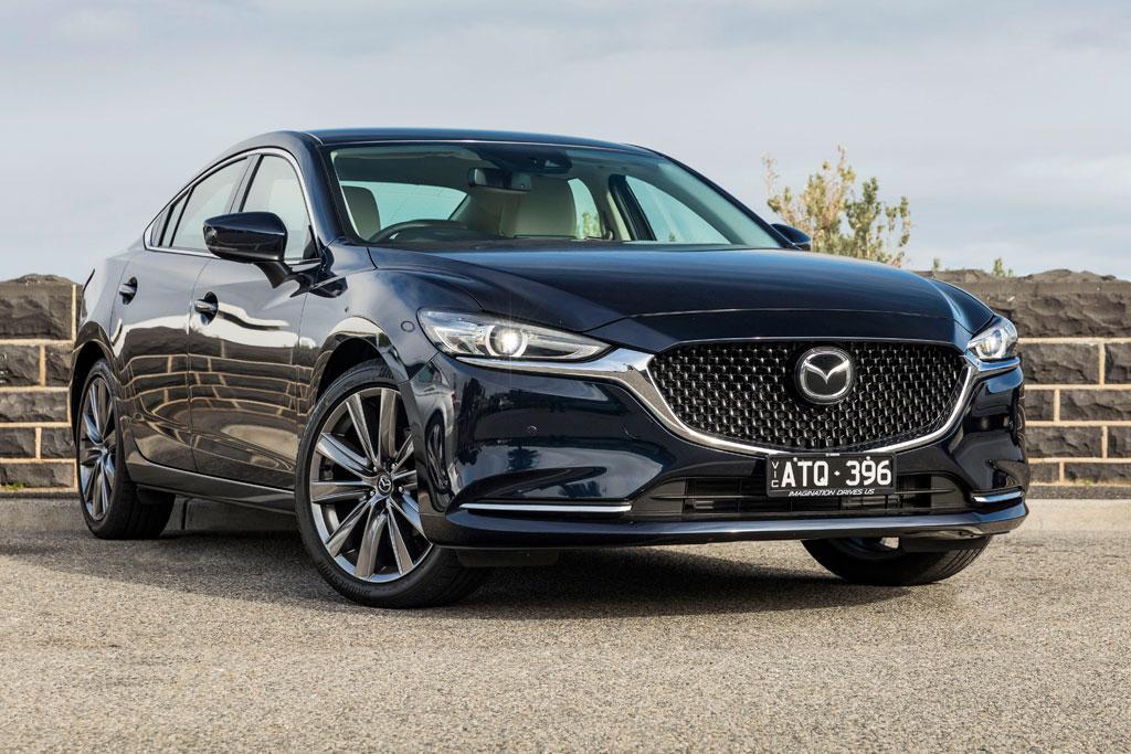 Mazda Mazda6 Gt 2018 Review Www