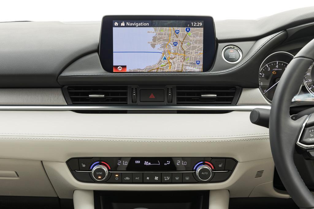 mazda navigation system update