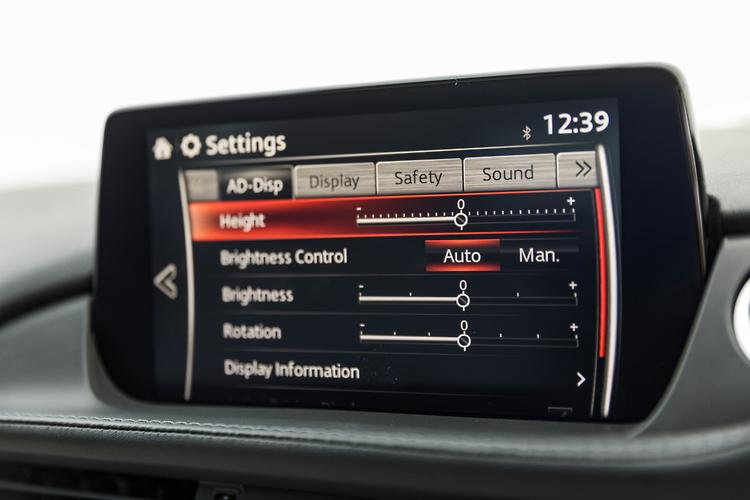 Mazda MZD Connect and i-Activesense: Technology Review - www