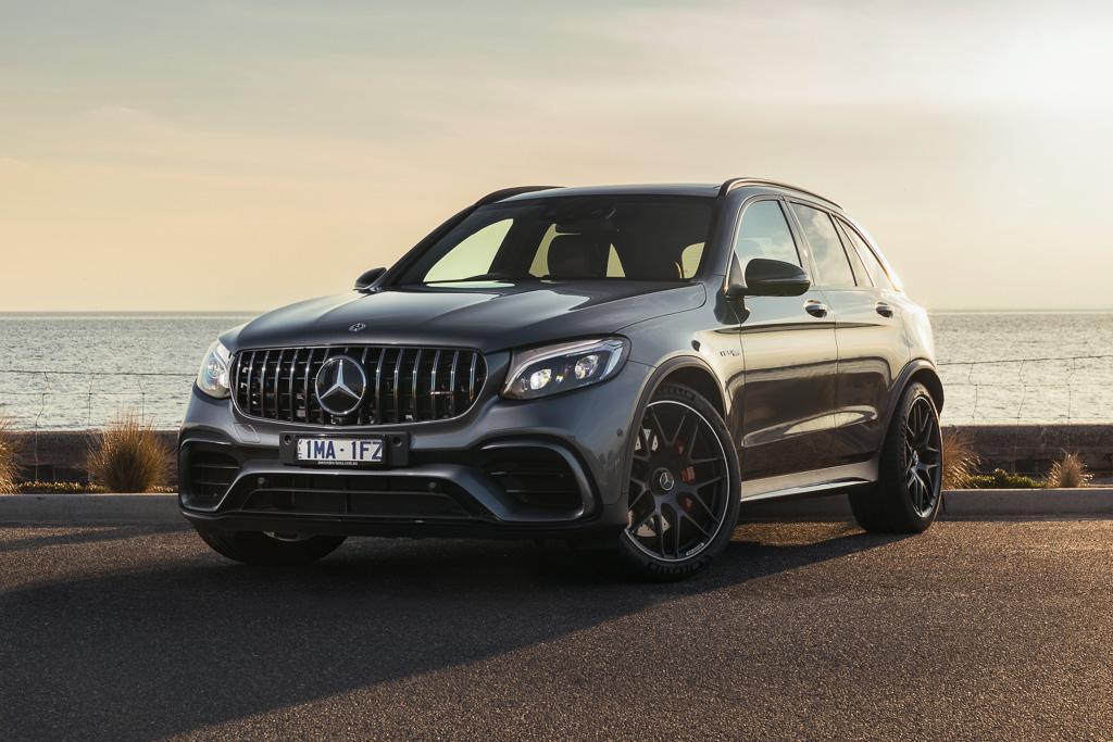 Mercedes-AMG GLC 63 2018 Review - www carsales com au