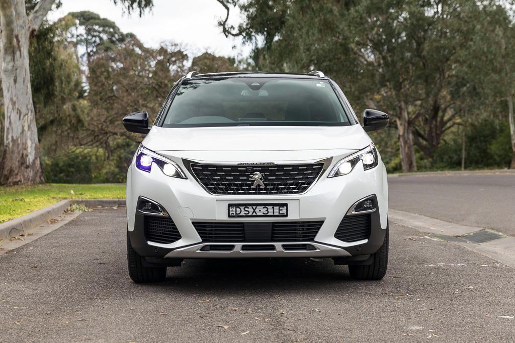 Peugeot 5008 GT Line 2018 Review - www carsales com au