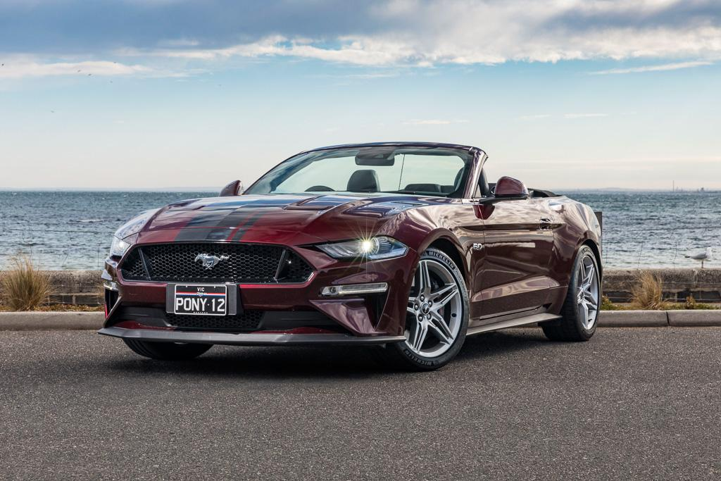Ford Mustang GT 2018 Review - www carsales com au