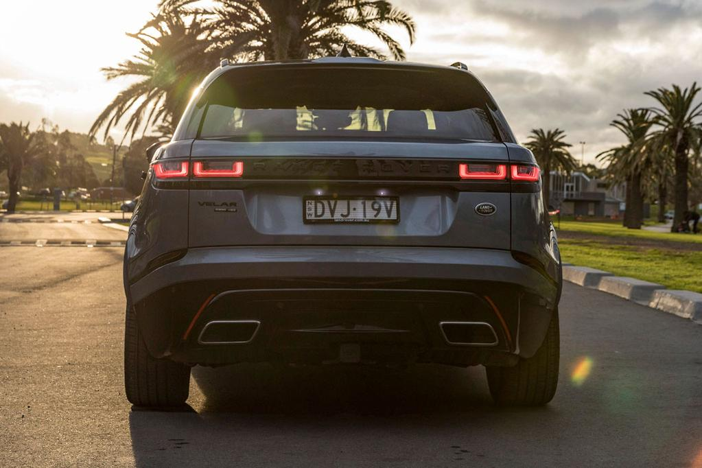 Land Rover Range Rover Velar 2018 Review - Long-term Test #3