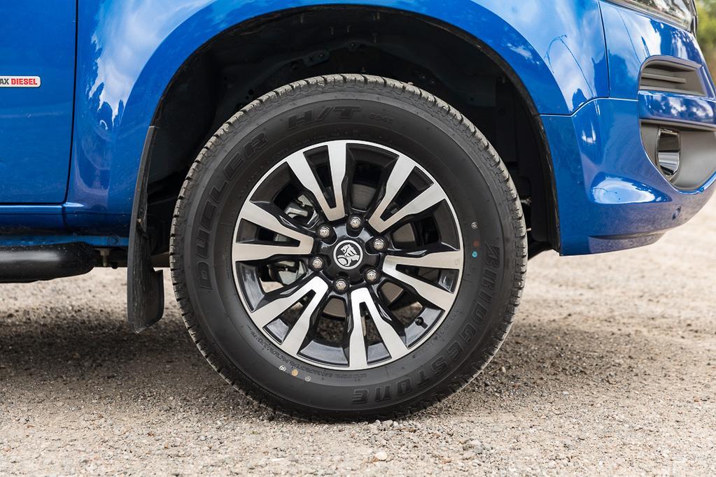 Holden Colorado Ltz 4x4 Crew Cab 2018 Review Www Carsales Com Au