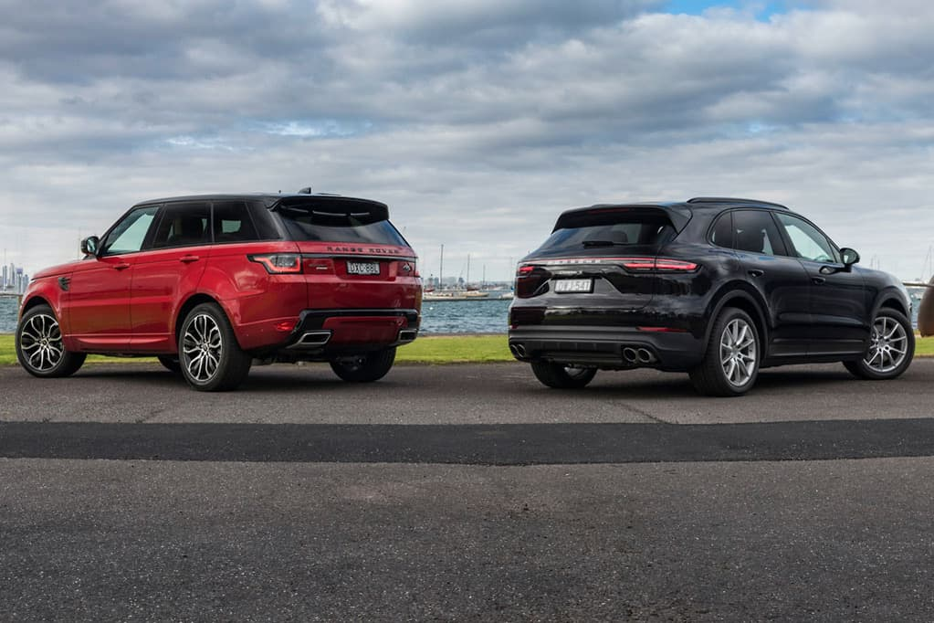 The Question Is Are You Team Porsche Or Rangie