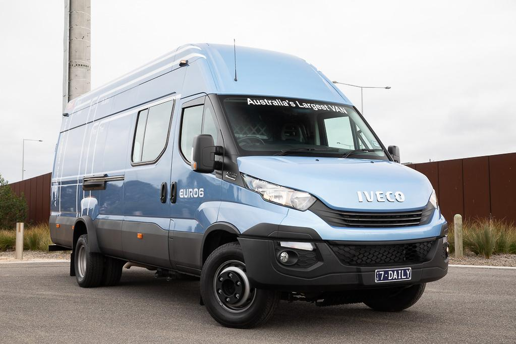 Iveco Daily 2018 Review - www carsales com au