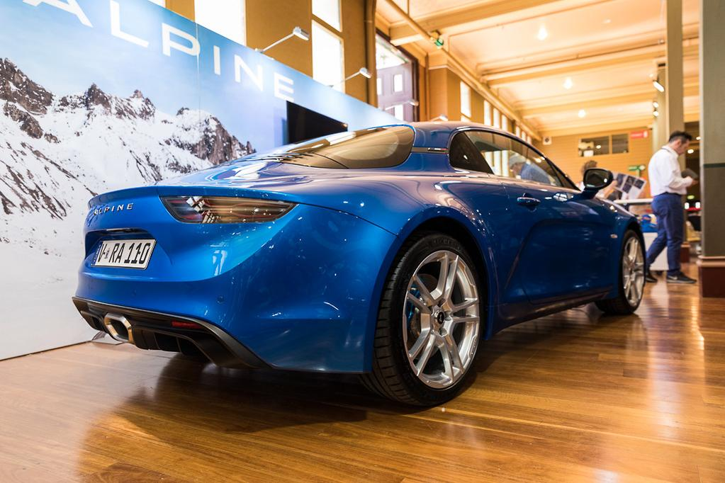 New Alpine A110 Limited Edition Selling Fast Www Carsales Com Au