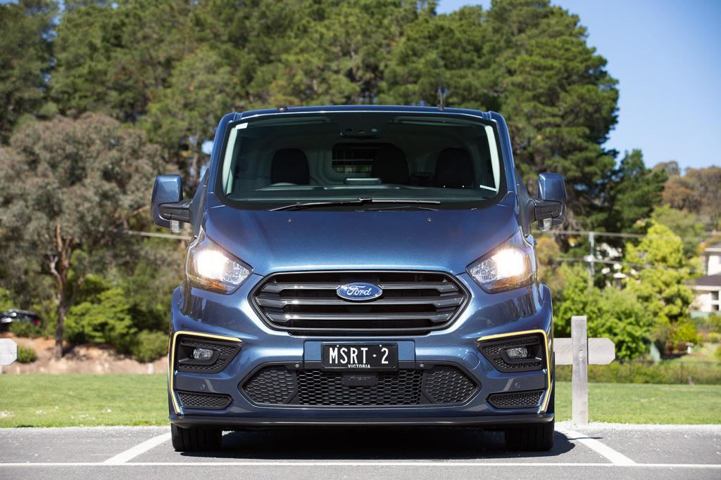 d304ace6a7 MS-RT Ford Transit Custom 2018 Review - www.carsales.com.au