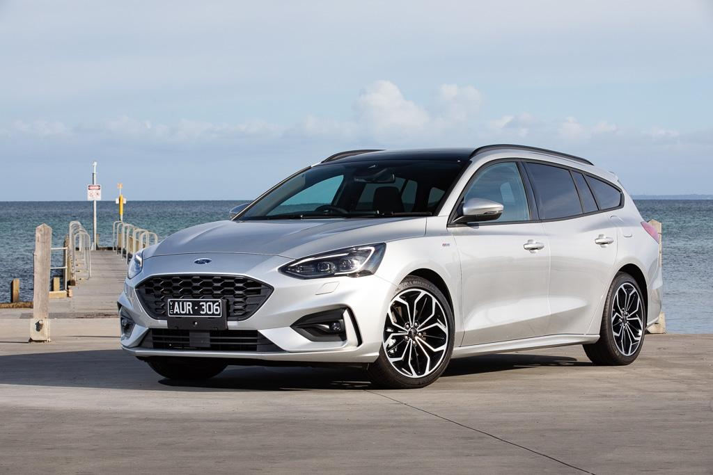 Ford Focus St Line 2019 Review Www Carsales Com Au