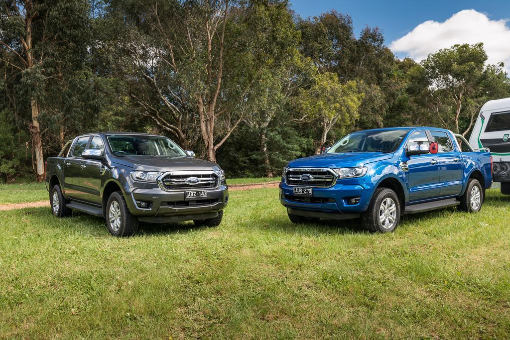 Ford Ranger 3 2 v Ford Ranger 2 0 Bi-Turbo 2019 Comparison