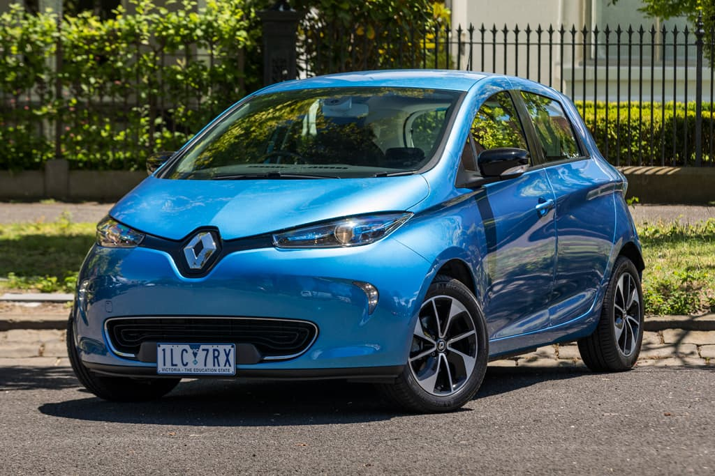 049d439bc7 Renault ZOE Intens 2019 Review - www.carsales.com.au