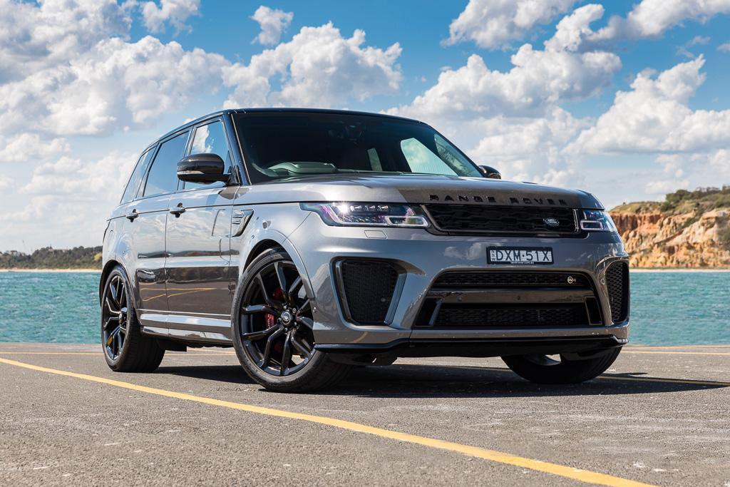 Range Rover Svr Price >> Range Rover Sport Svr 2019 Review Www Carsales Com Au