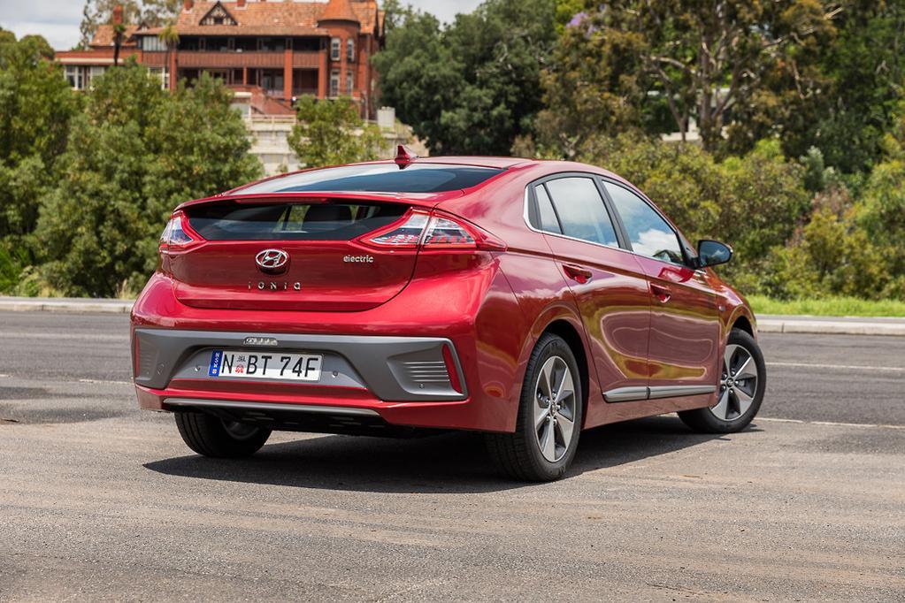 Hyundai Ioniq Ev >> Hyundai Ioniq Electric 2019 Review Www Carsales Com Au