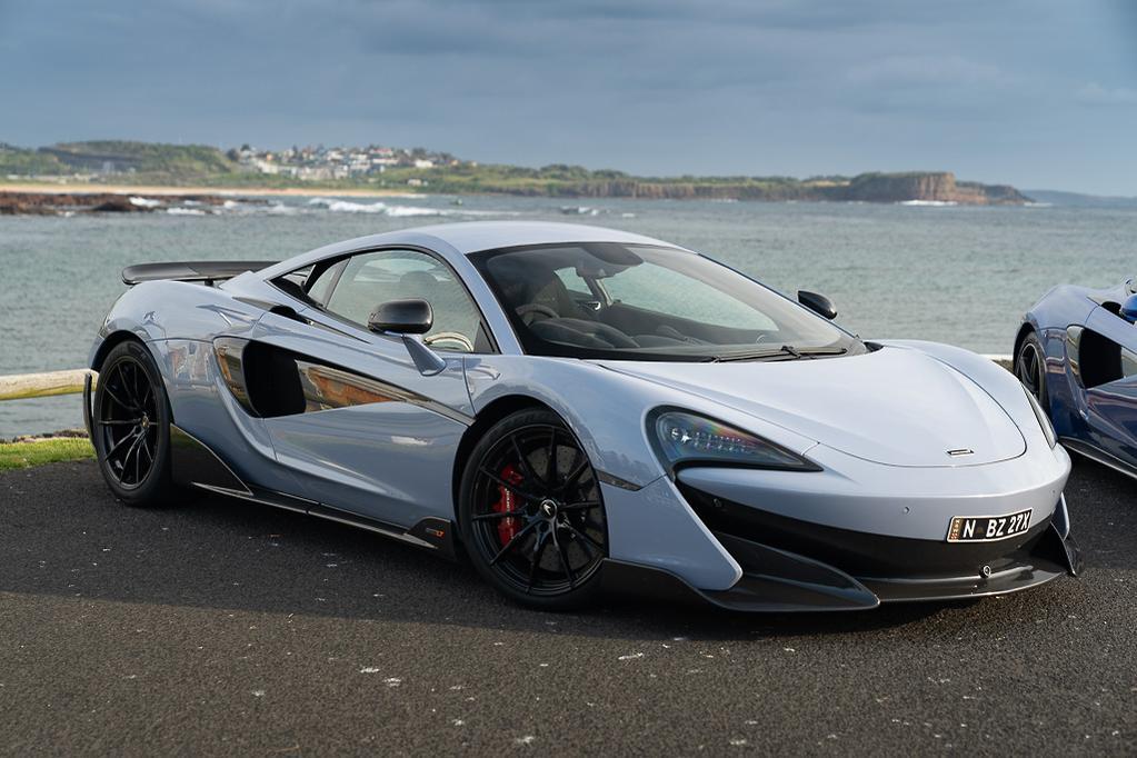 McLaren Range 2019 Review - www carsales com au