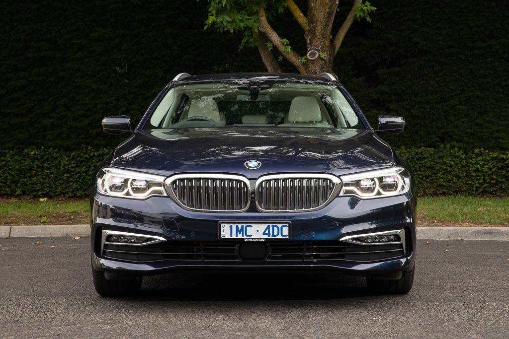 Bmw 5 Series Touring 2019 Review Www Carsales Com Au