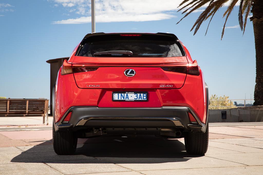 Lexus UX 200 F Sport 2019 Review - www carsales com au