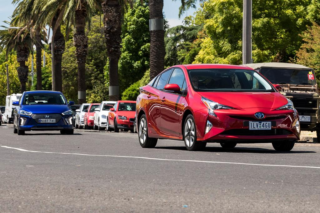 In Australia The Prius Is Available Only As A Conventional Petrol Electric Hybrid But Prime Plug Variant Offered Overseas