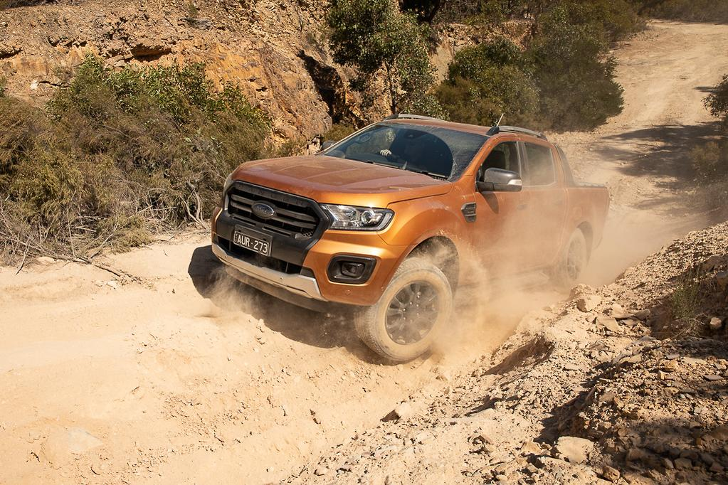 Ford Ranger named Best Dual-Cab 4WD Ute for 2019 - www
