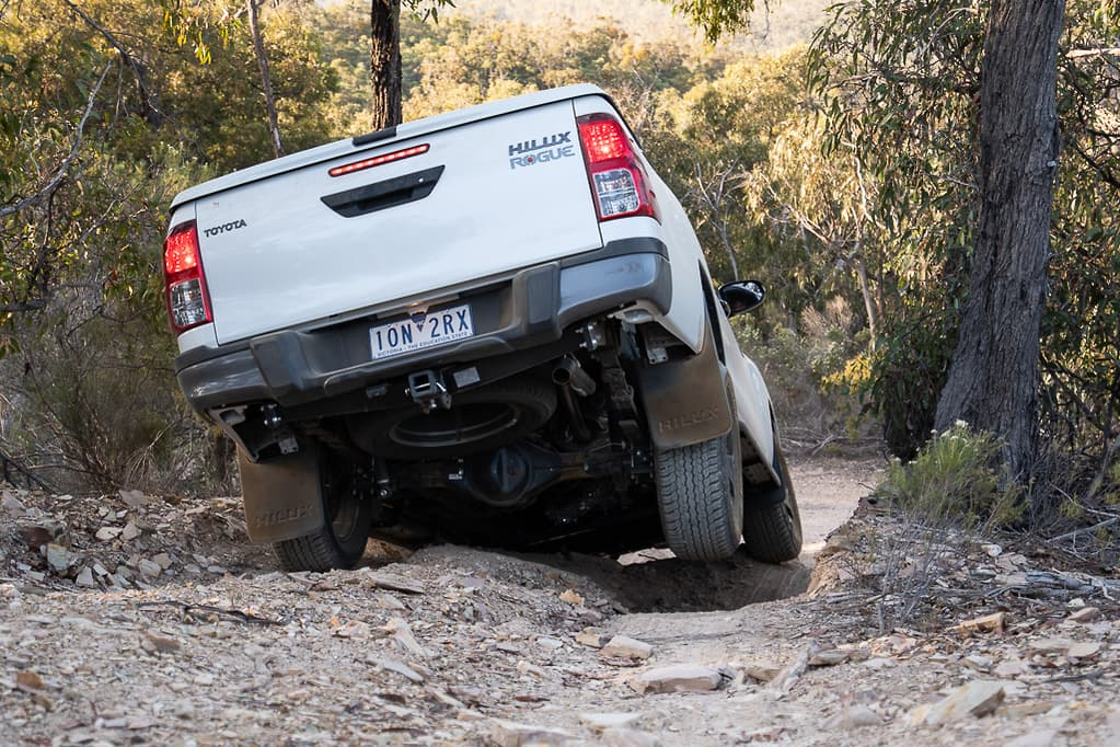 2019 Best Dual-Cab 4WD Ute: Off-road - www carsales com au