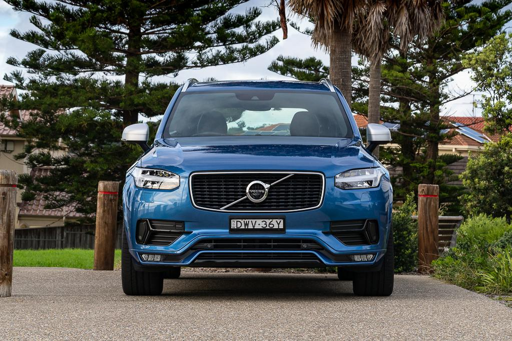 Volvo Xc90 T6 R Design 2019 Review Www Carsales Com Au