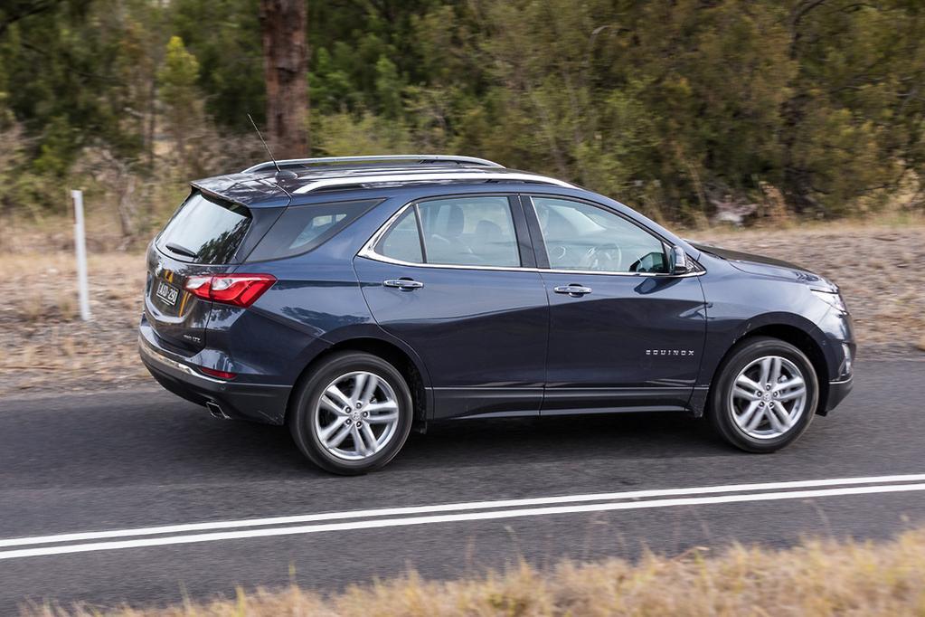 Ford Escape St Line V Holden Equinox Ltz 2019 Comparison Www