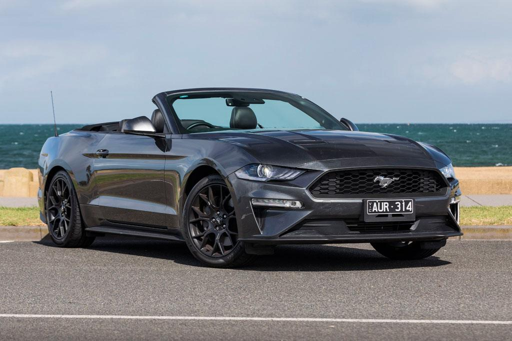 2019 Ford Mustang Sports Car Models Specs Ford Com >> Ford Mustang Ecoboost 2019 Review Www Carsales Com Au