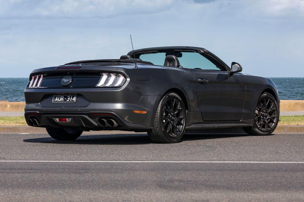 Ford Mustang EcoBoost 2019 Review - www carsales com au