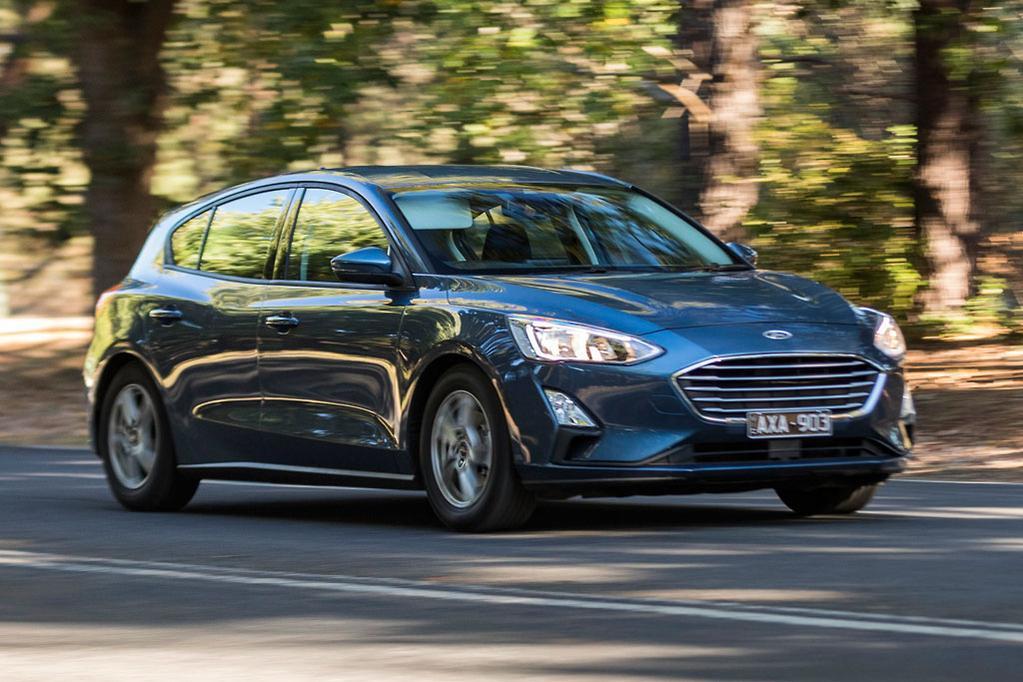 Ford Focus v Mazda 3 v Toyota Corolla 2019 Comparison - www
