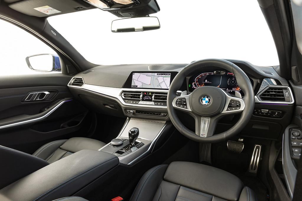 2019 Bmw 3 Series Infotainment And Technology Review Www Carsales