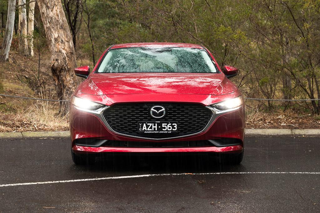 Mazda3 Sedan 2019 Review - www carsales com au