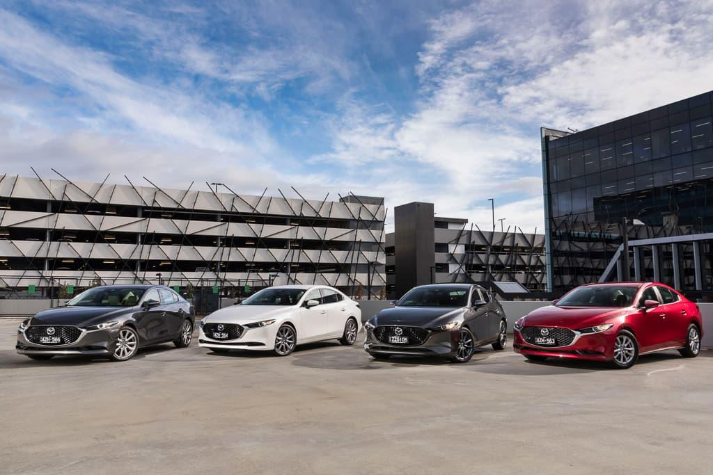 RECALL WRAP: Mazda Australia issues recall notice for 18,000